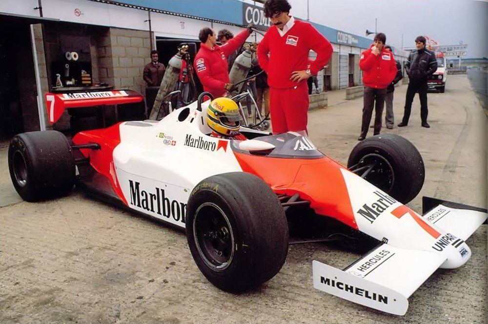 "The ever-increasing technical developments of the McLaren team saw the MP4 iterations win numerous races each season. In 1992 McLaren would unveil their first road car, the F1. The designs were painstakingly produced by the engineers, and head designer Gordon Murray reportedly tested dozens of top end road cars from every performance manufacturer for inspiration. The result was a car that cracked the Nürburgring lap record, production car speed record, and won the '95 Le Mans (all despite being built for public roads).  In the 90s, supercars raced Le Mans under the condition that a ""homologated"" version was built to meet road standards and production numbers. For McLaren, their Le Mans pursuit was the result of privateers wanting to race the F1 at the famous circuit and as a result, a factory team and purpose-built F1s were assembled to compete."