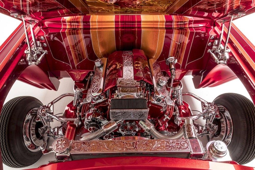 El- Rey Impala Lowrider