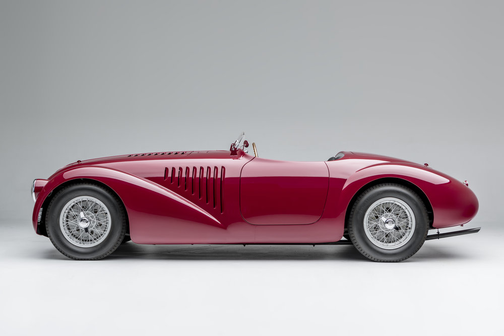 DISCOVER THE FIRST FERRARI - CARSTORIES BLOG