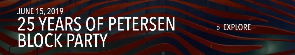 25 Years of Petersen Block Party on June 15, 2019.