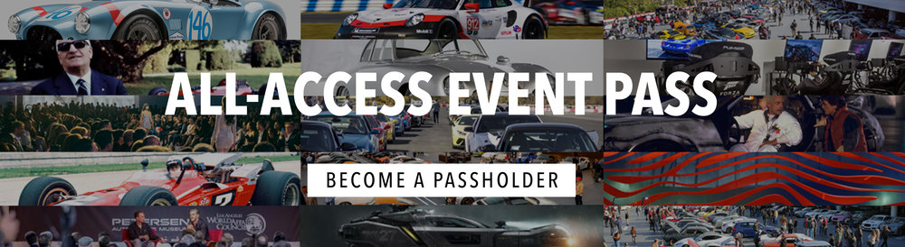All Access Event Pass. Become a Passholder.