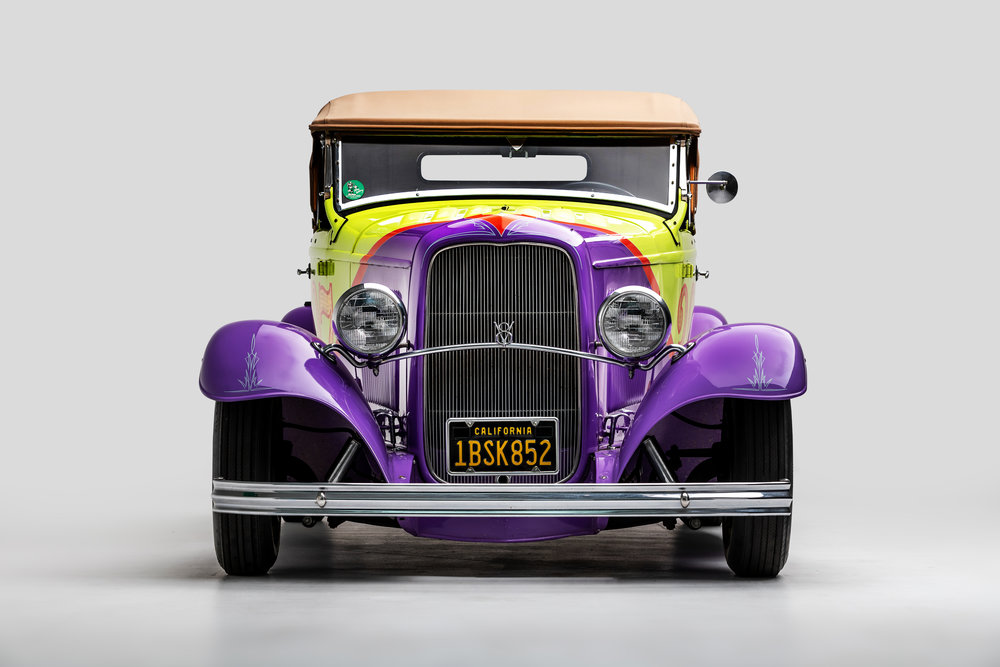 "1932 Ford roadster ""prickly heat"" by Robert Williams 3.jpg"