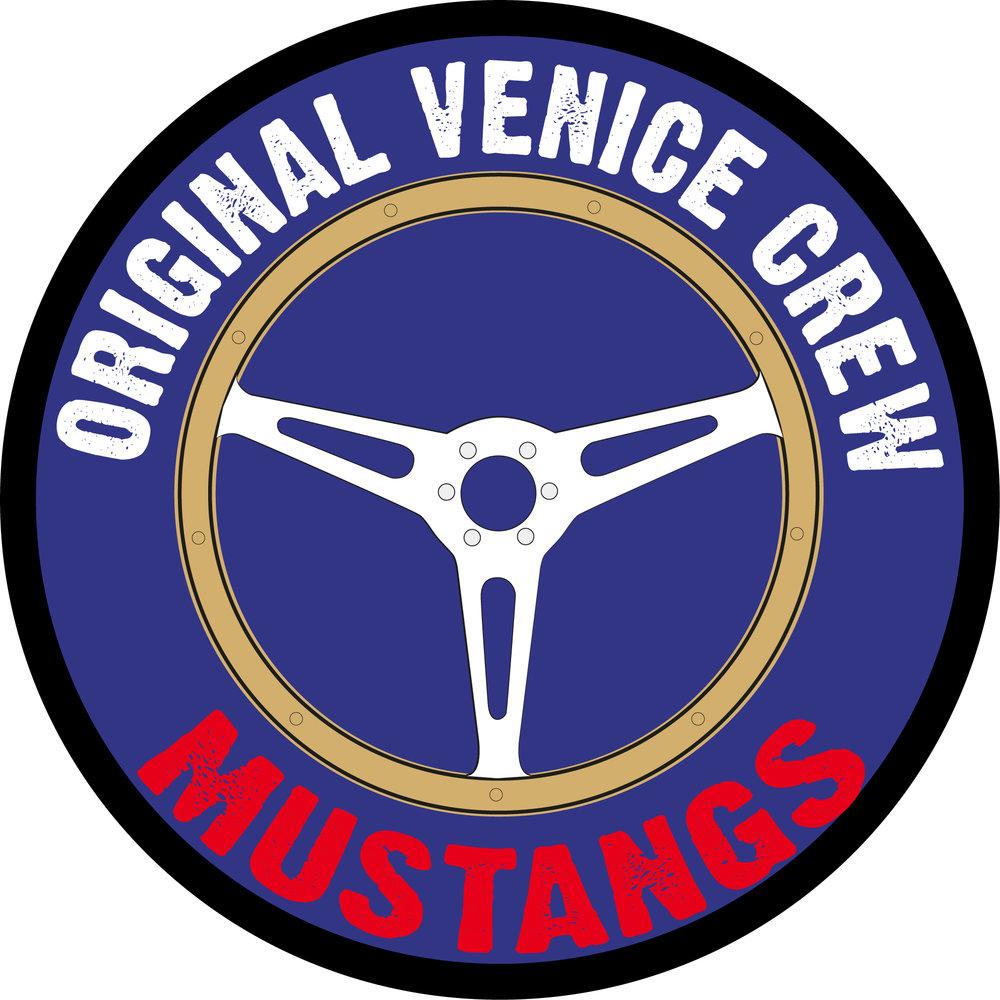 Original Venice Crew logo