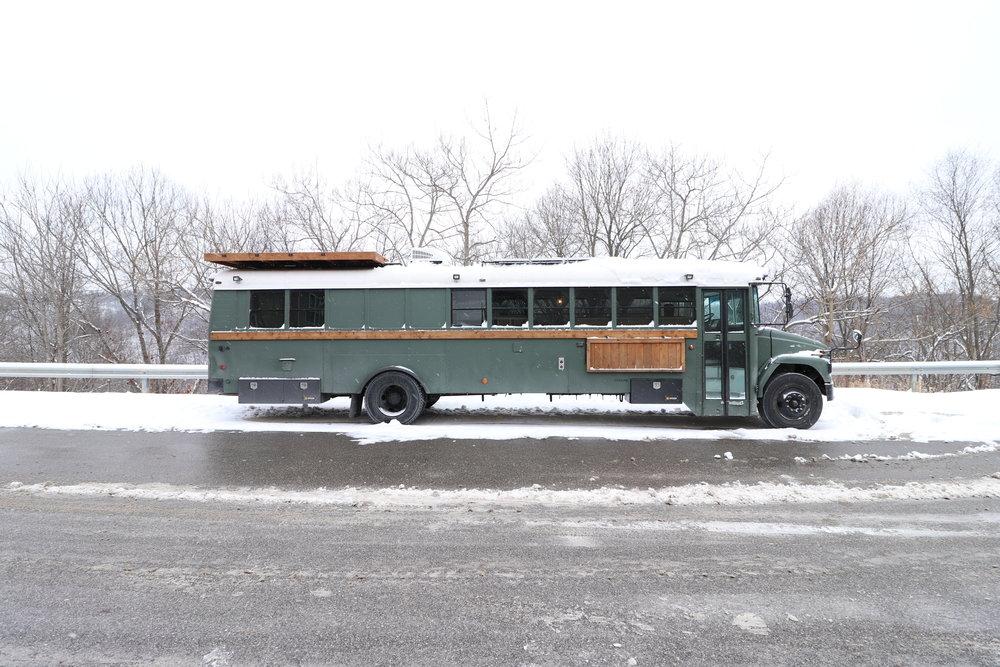 Michael Fuehrer's 2004 Thomas Freightliner