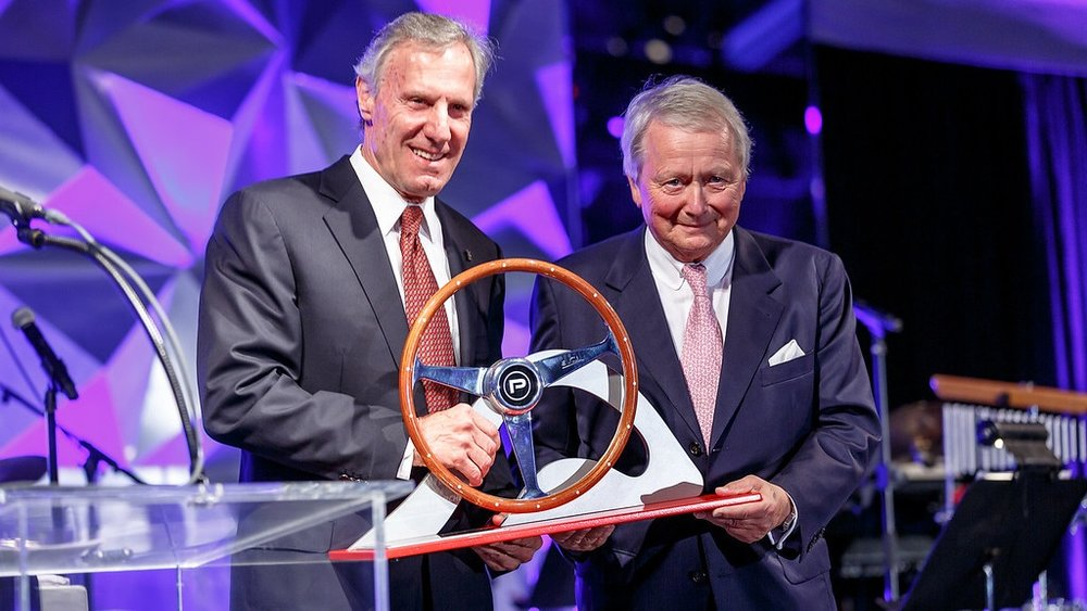 Petersen Automotive Museum Appoints Dr. Wolfgang Porsche As Its First Honorary Board Member -