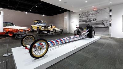 """""""Legends Of Los Angeles"""" Motorsports Exhibit Now Open -"""