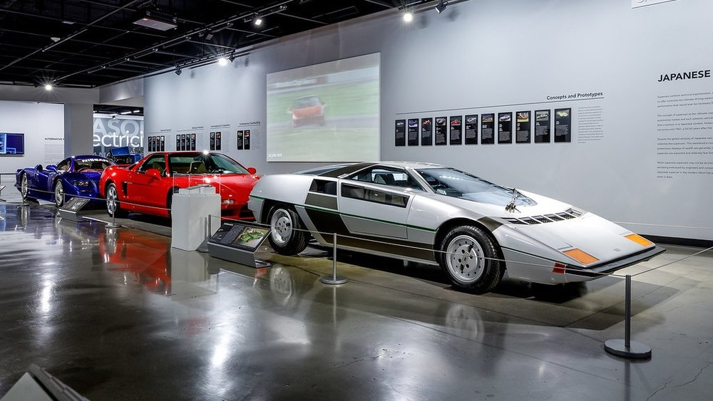 Petersen Automotive Museum Celebrates Japanese Culture with 19 of the World's Rarest Japanese Performance Cars -