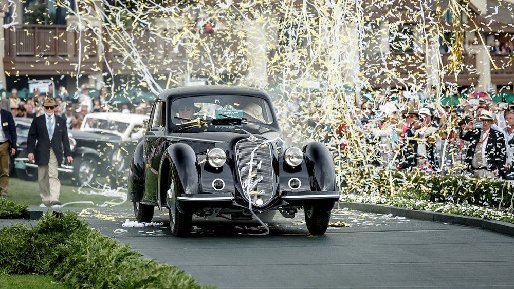"""Petersen Automotive Museum Announces Upcoming """"Future of Mobility"""" and """"Dystopian Hollywood"""" Exhibits at Pebble Beach Concours d'Elegance -"""