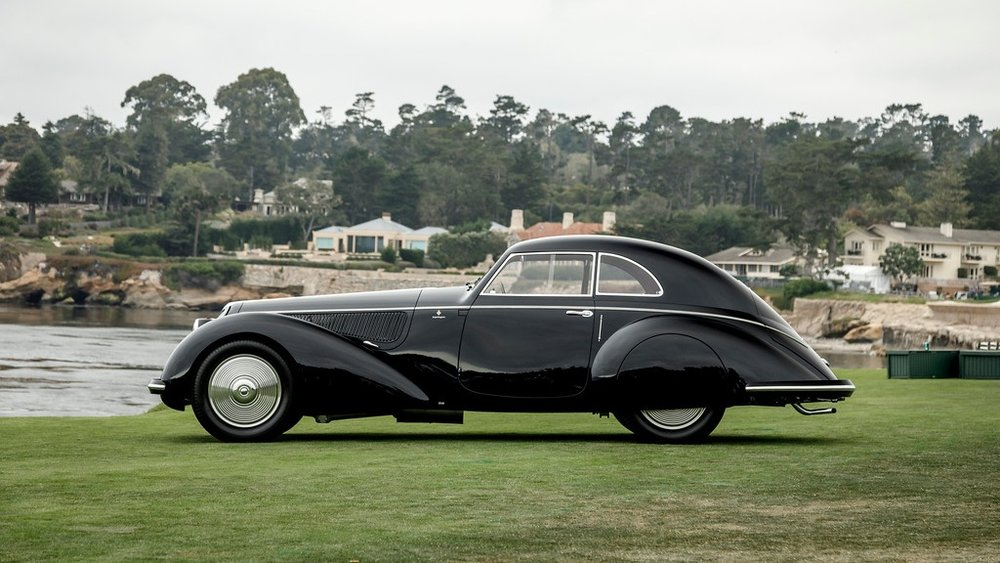 Petersen Automotive Museum to Participate in Six Events During Monterey Car Week -