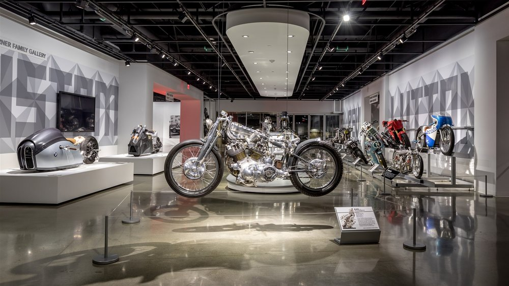 "Petersen Automotive Museum To Open ""Custom Revolution"" Motorcycle Exhibit on April 14 -"