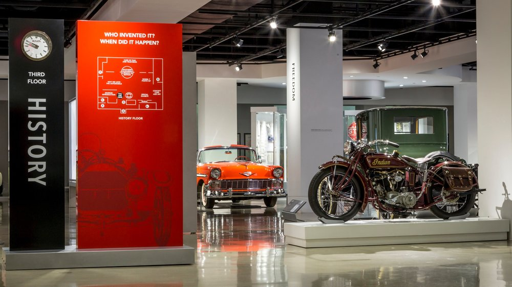 Petersen Automotive Museum Receives $5 Million Gift from Otis Booth Foundation -
