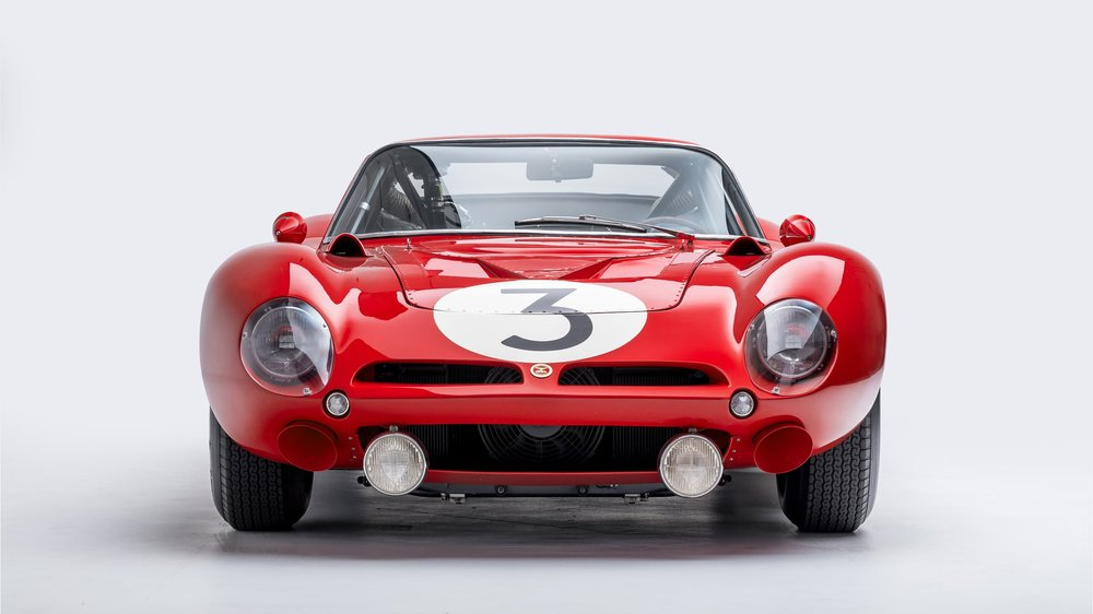 Petersen Automotive Museum's New Exhibit To Feature 10 Seminal Race Cars From Motorsports History -