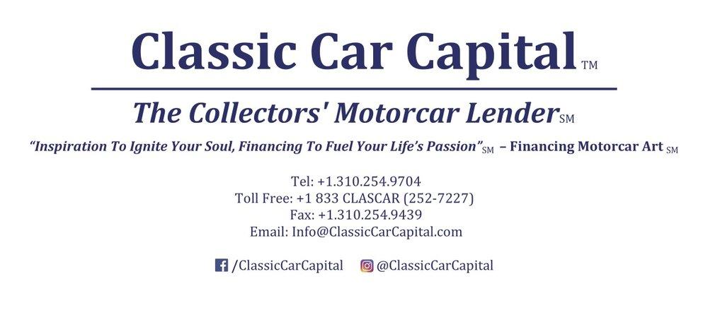 Classic Car Capital Logo