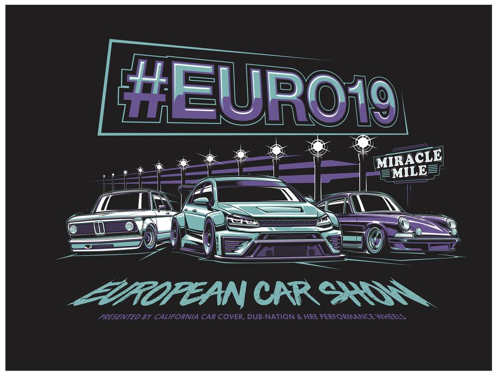 European Car Show Euro19