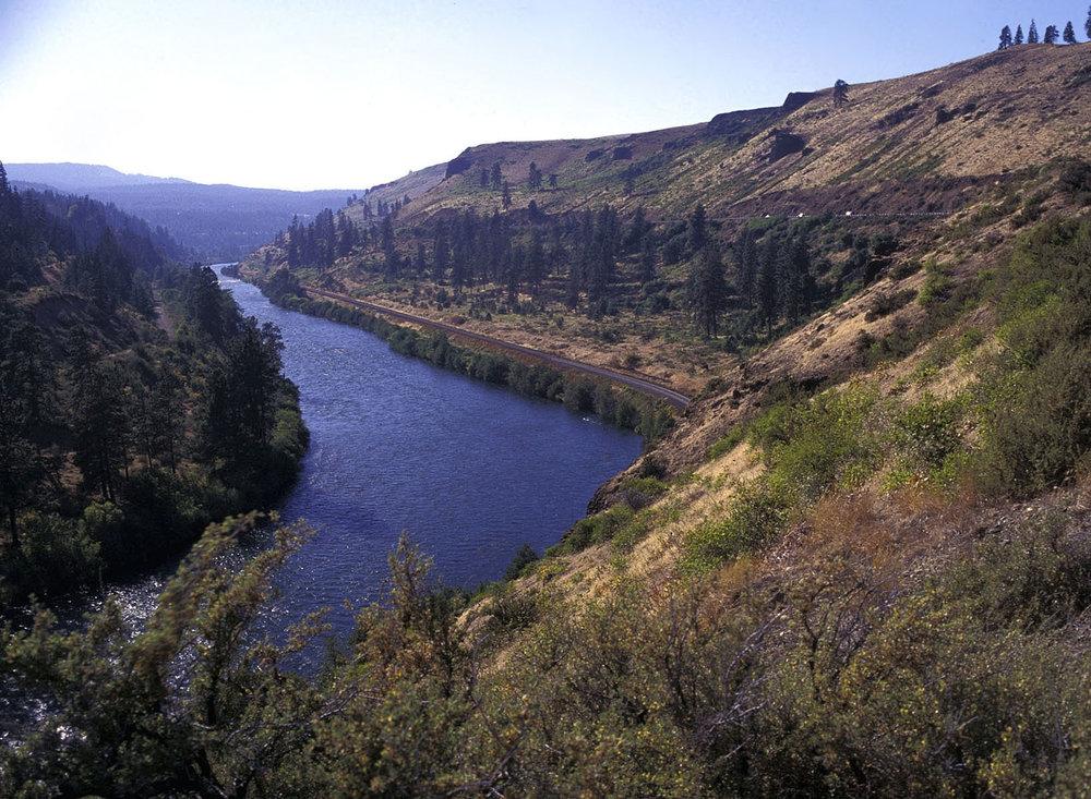 Yakima River, Washington