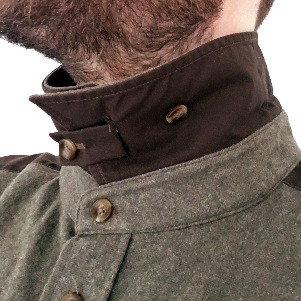 3a42b2629afb Fjällräven Övik Wool Shirt — -SKJUTKLAR-