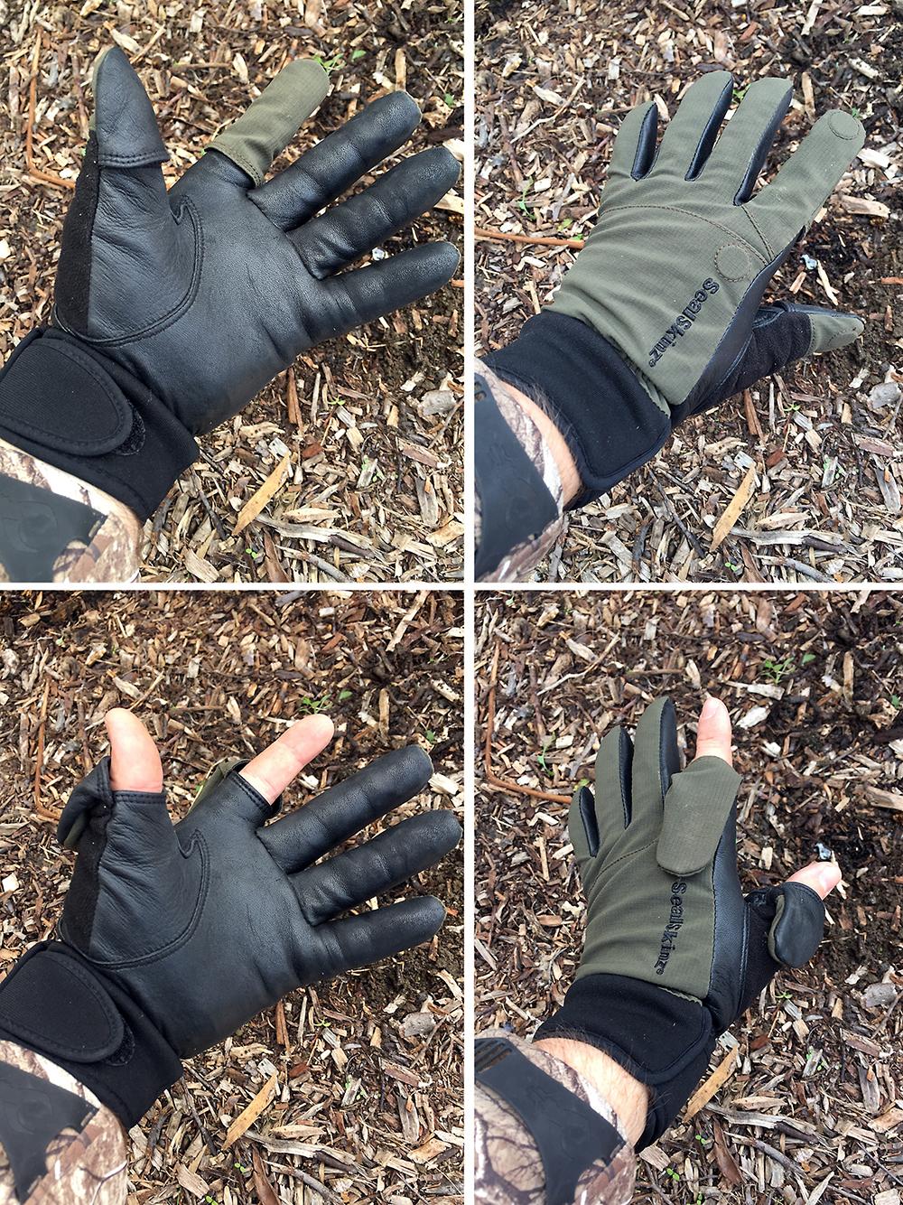 shooting glove