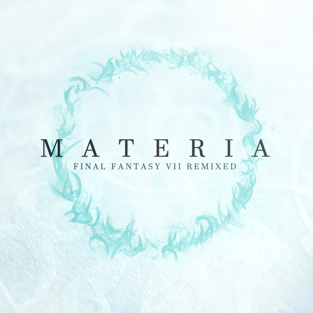 MATERIA: Final Fantasy VII Remixed Disc 2 15. Shinra Mansion (arr. David Peacock) Disc 3 6. Mining Town (arr. David Peacock)