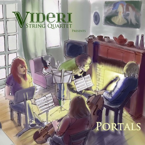 Videri String Quartet: Portals 7. Final Fantasy VII Suite (arr. David Peacock)