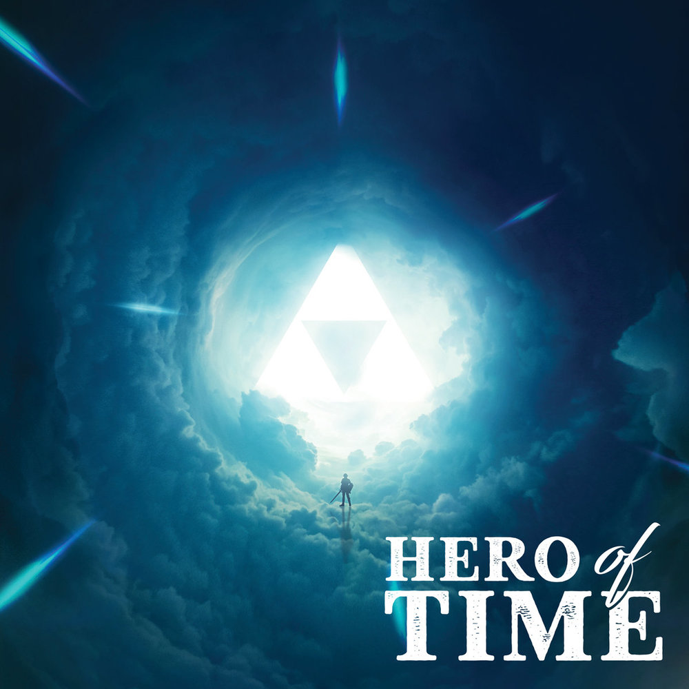 "Hero of Time (Music from ""The Legend of Zelda: Ocarina of Time"") 14. Dark Waters (arr. David Peacock)"