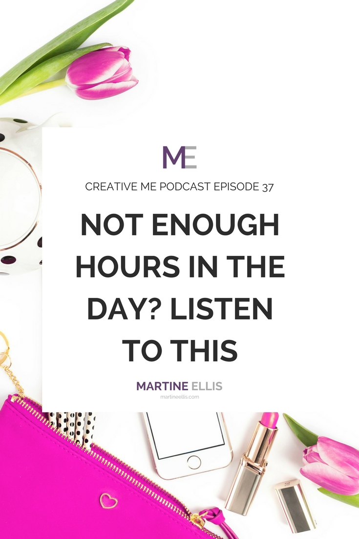 Episode 37 Not Enough Hours in the Day? Listen to This
