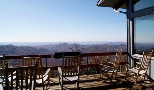 View from Mt. Pisgah Inn