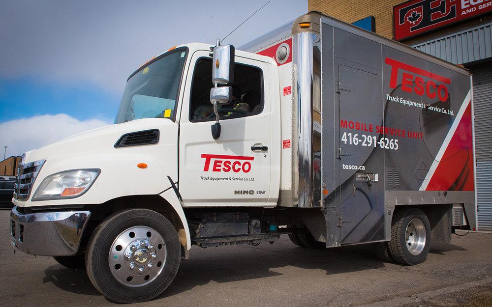 tesco_company_truck