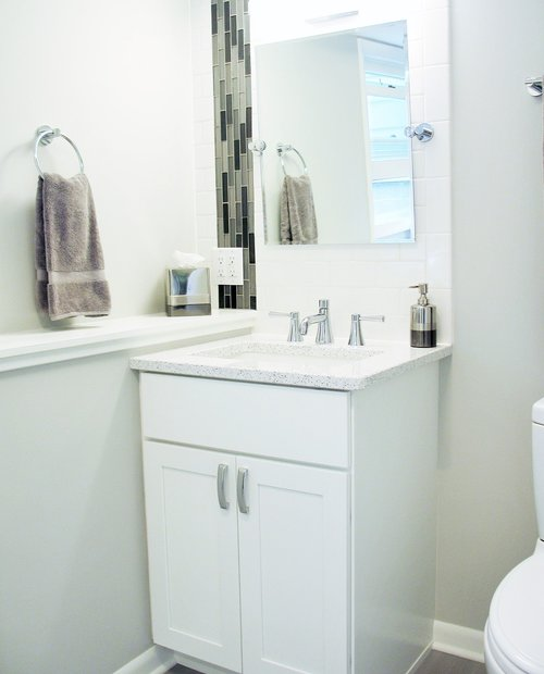 bathrooms — w.e. davies + sons remodeling inc.
