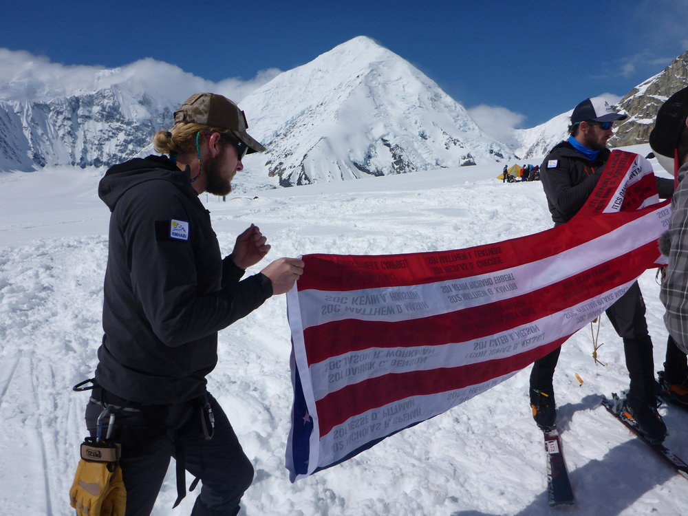 DoD Live, Vets Climb Mount McKinley to 'Take Back Memorial Day'