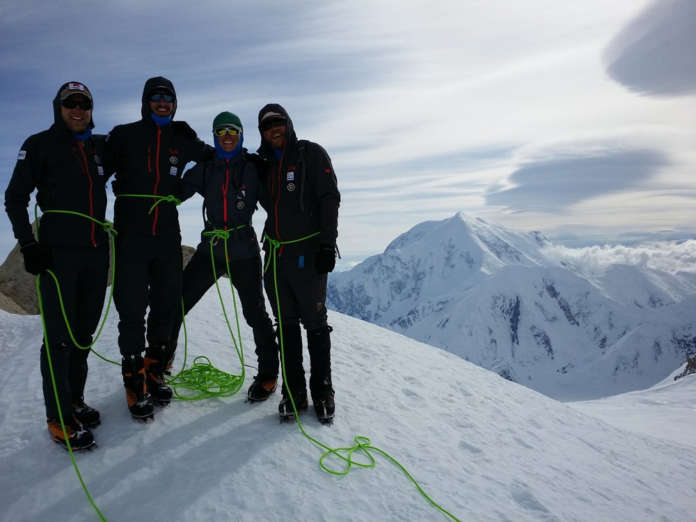 DoD Live, Why We Do It: Vets Scaling Mount McKinley Get Personal