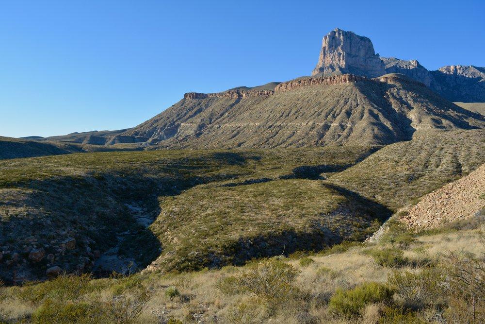 Guadalupe Peak, TX