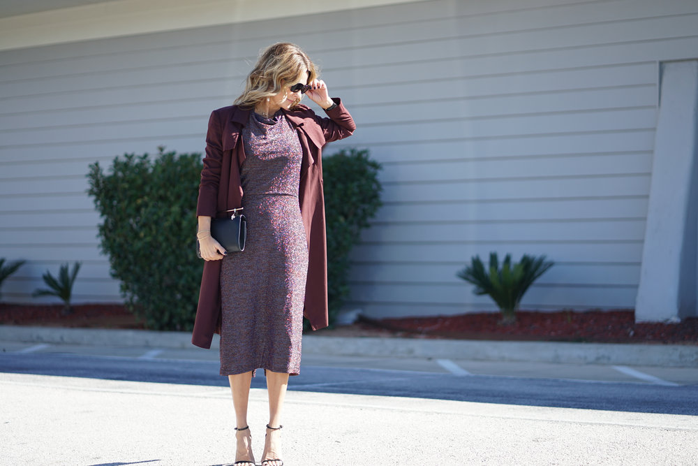 For Something Sparkly: The Shannon Dress