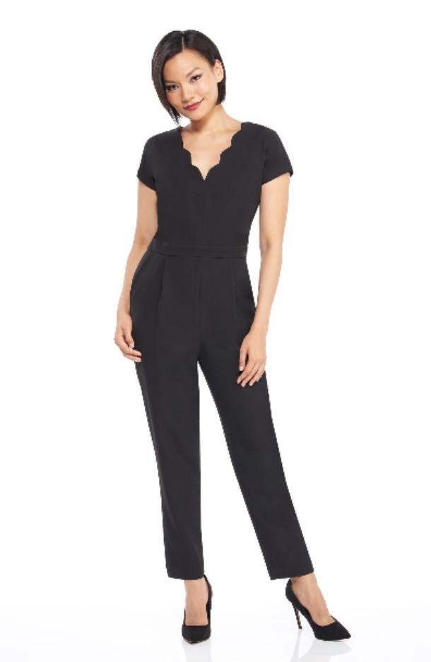 The Jill Jumpsuit - Black
