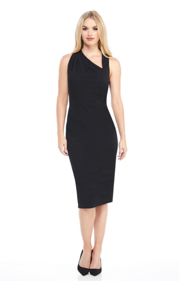 Sabrina's Dress | The Tyra Midi