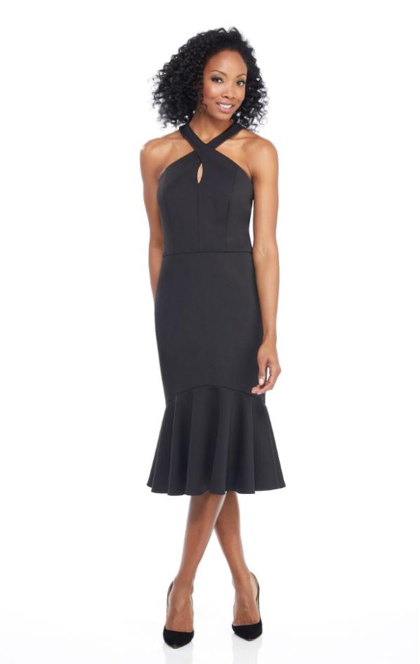 Yoli's Dress | The Samantha Flounce