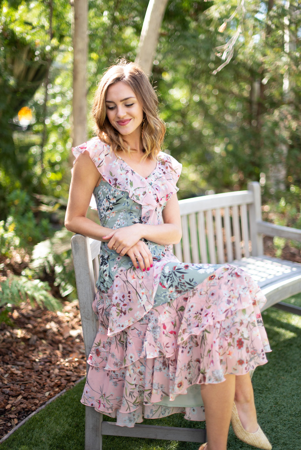 The Val Dress -