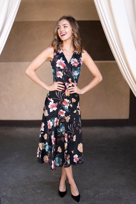 The Fiona Dress -