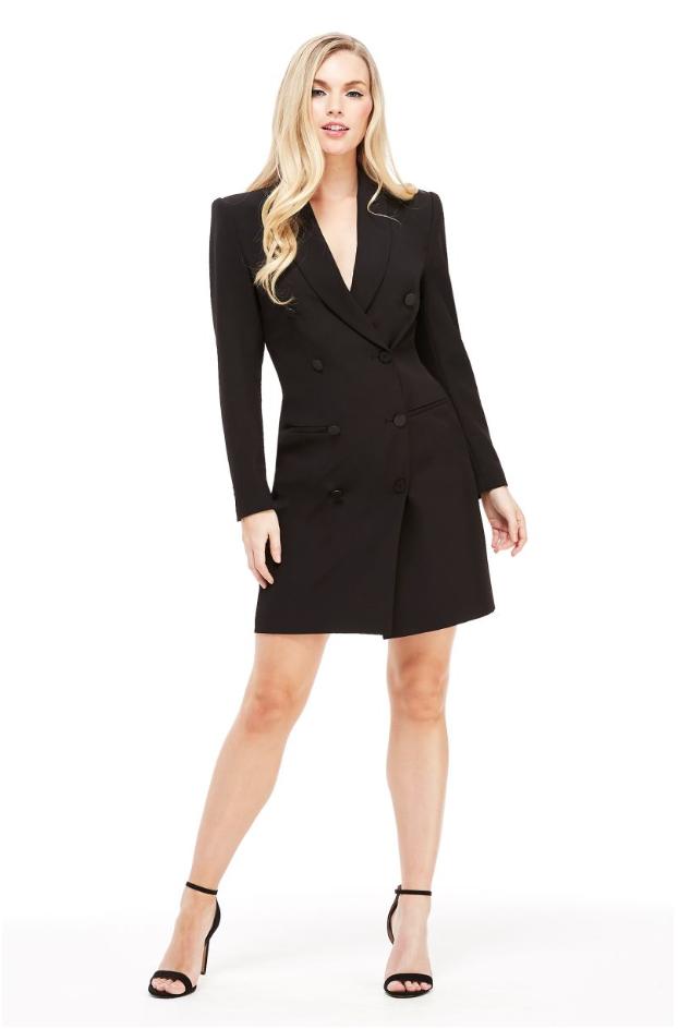 The Toni Dress - Black