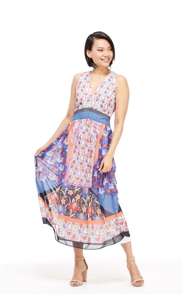 The Elaine Dress