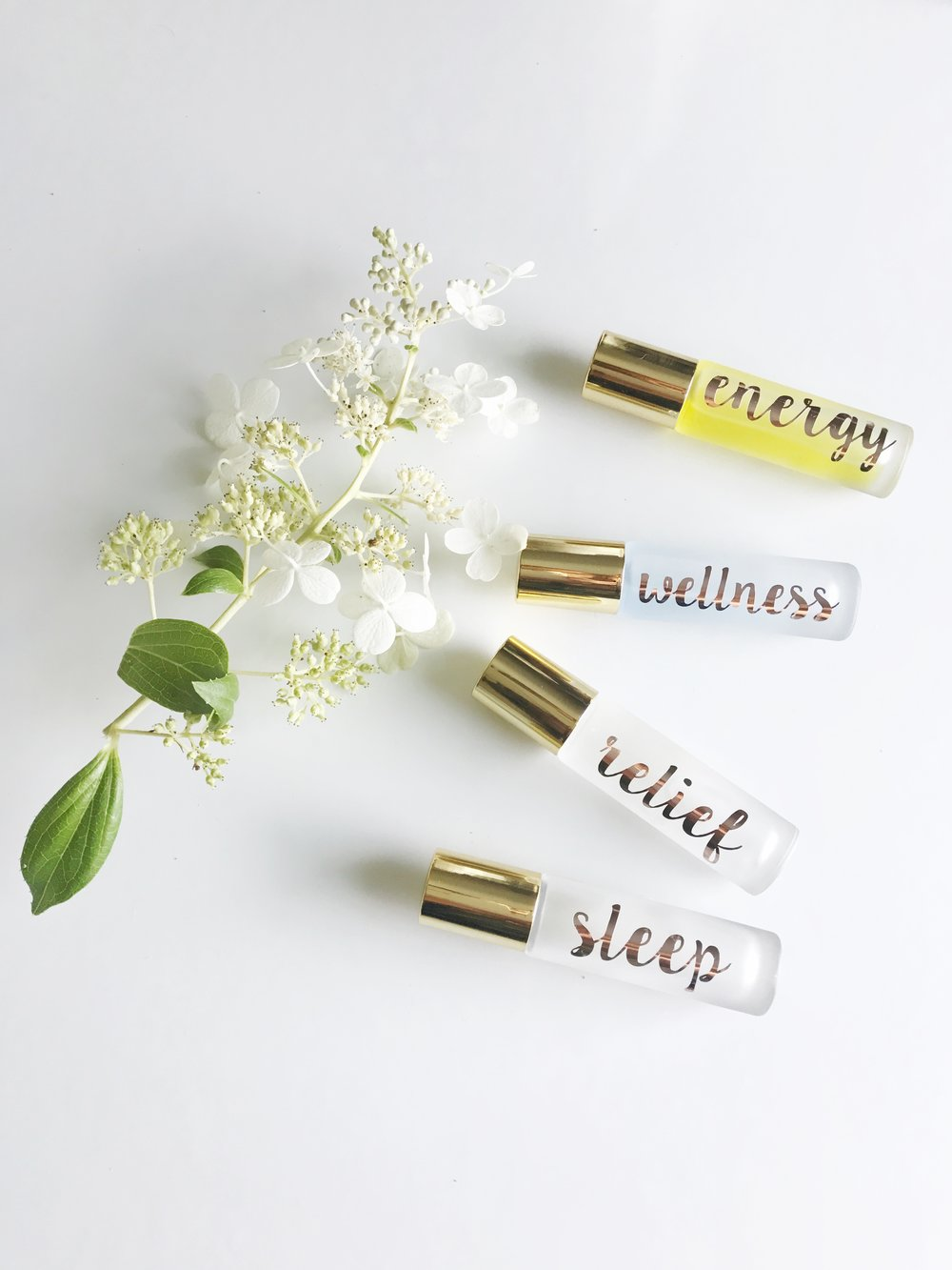My sleep blend helps everyone in my family. Relief for sore muscles. Wellness for my hormones. Energy for long road trips!