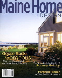 Maine Home and Design June 2009