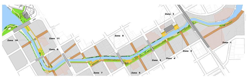 Canal de la Cortadura Lámina 3