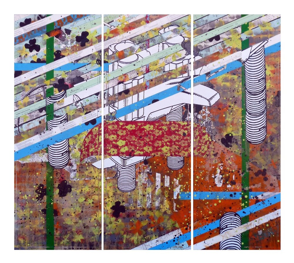 stubborn botanical self reliance 2009  triptych  66x74 all togetherl.jpg