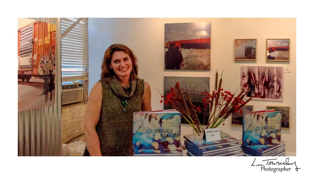 Andrea Guay's studio