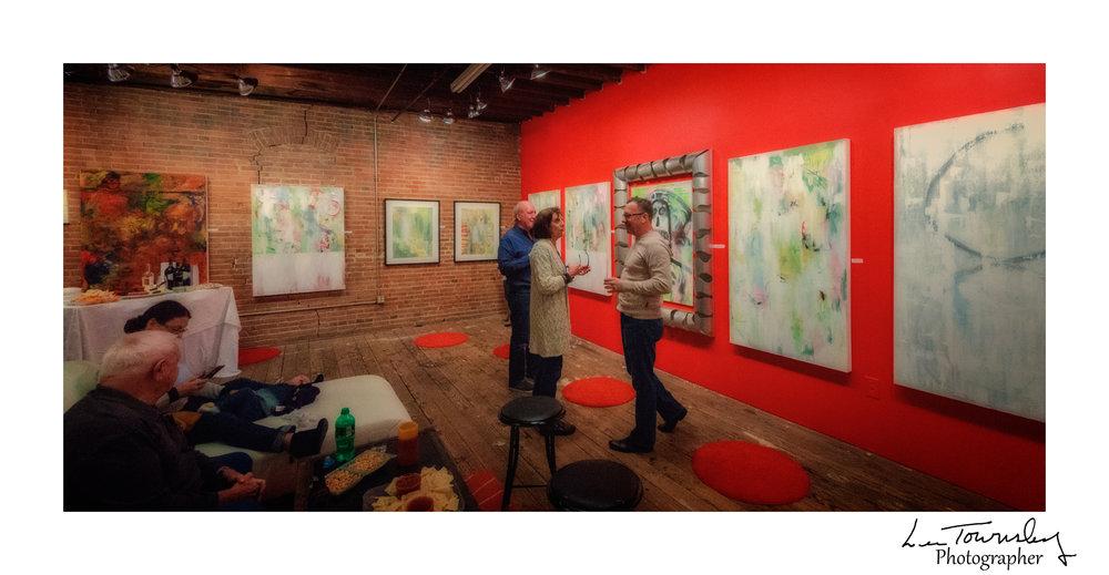 Rob Aikey's studio