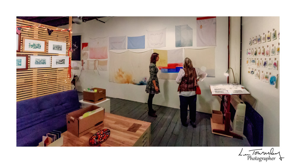 Diana Antohe's studio