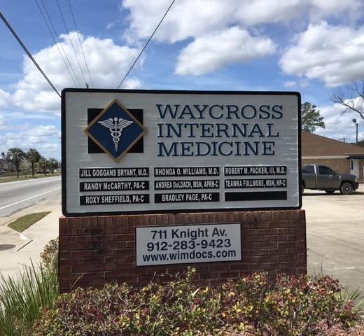 Waycross Internal Medicine