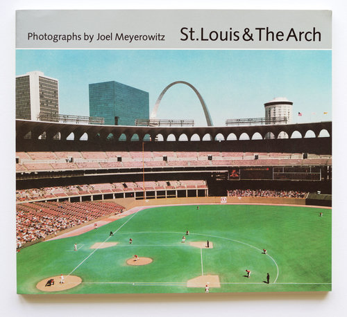 Image result for st louis and the arch joel meyerowitz
