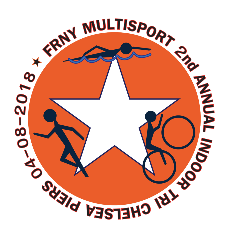 FRNYIndoor Triathlon Series - April 8, 2018All races are sprint distance: 750-yard swim, 10-mile spin bike/10-mile CompuTrainer ride and 3-mile run.Athletes should bring all of their own race gear including a race belt. A personal bike is required if you plan to use the CompuTrainer.Pricing: Front Runners Races$60 for member or non-member for single race$100 for two races: January and April 2018REGISTER HERE