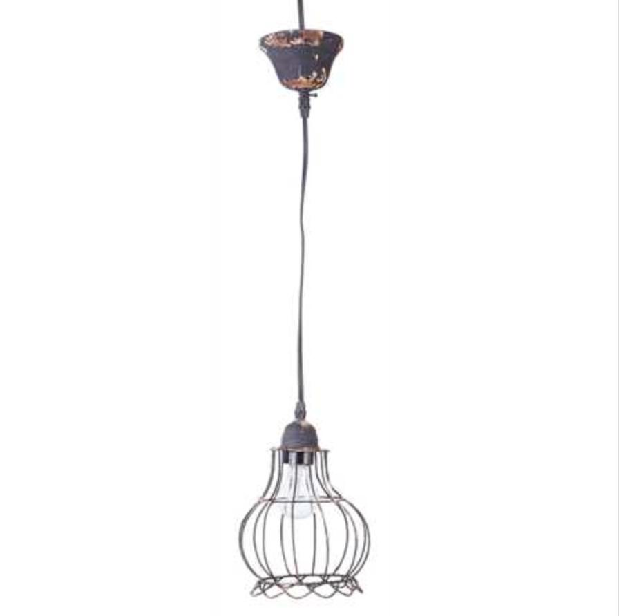 Wire Hanging Pendant L&  sc 1 st  Modern Vintage Design Studio & Wire Hanging Pendant Lamp u2014 Modern Vintage Design Studio
